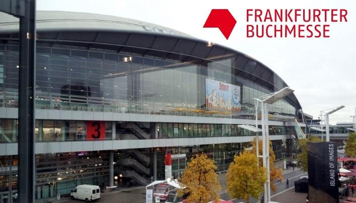 Papier und SciFi – Bericht von der Frankfurter Buchmesse