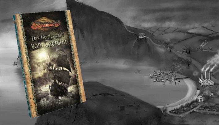 Kurzcheck: Cthulhu-Abenteuerband | Das Geisterschiff von Caerdon – Böses Erwachen auf dem Geisterschiff