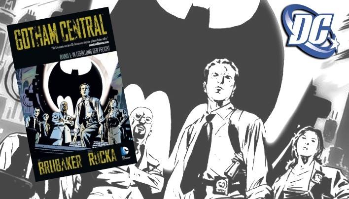 Rezension: Gotham Central #01 – In Erfüllung der Pflicht (DC Comics)