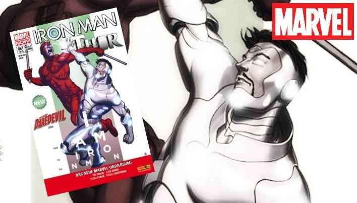 Rezension: Iron Man/Thor #02 – Mehr als bloße Überraschungen (Marvel Comics)