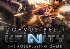 Infinity Corvus Belli Modiphius Teaser