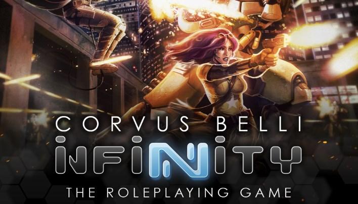 Zurück zu den Wurzeln – Infinity das Rollenspiel: Ein Interview mit Chris Birch