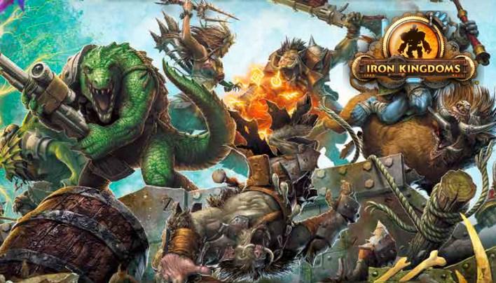 Rezension: Iron Kingdoms Entfesselt Abenteuerset – Tabletop trifft Rollenspiel
