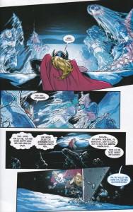 Die neue Thor weiß, zu begeistern. Der Zeichenstil ist hier ungewohnt klar.