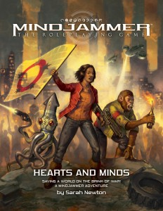Mindjammer Hearts and Minds Cover FATE