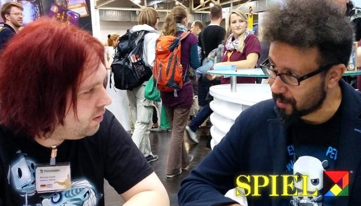 Über Lieblingsspiele, Kickstarter und was die Zukunft bringt – ein Interview mit Spieleautor Eric M. Lang