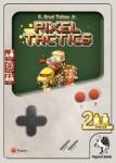 Ist es ein Game Boy? Nein, es ist ein neues Kartenspiel von Pegasus: Pixel Tactics.