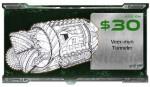Konzeptzeichnung des Veer-Myn Tunneler: Die Rattenmenschen können sich damit unter der Erde bewegen.