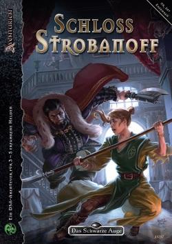 DSA Schloss Strobanoff Cover