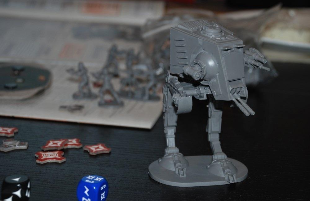 Die Rebellen hoffen meist, dass diese Figur nicht zum Nachschub des imperialen Spielers gehört.