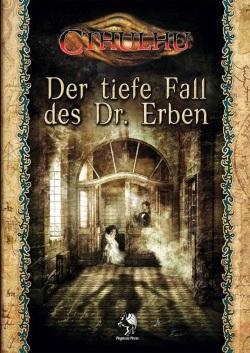 Der tiefe Fall des Dr Erben Cover