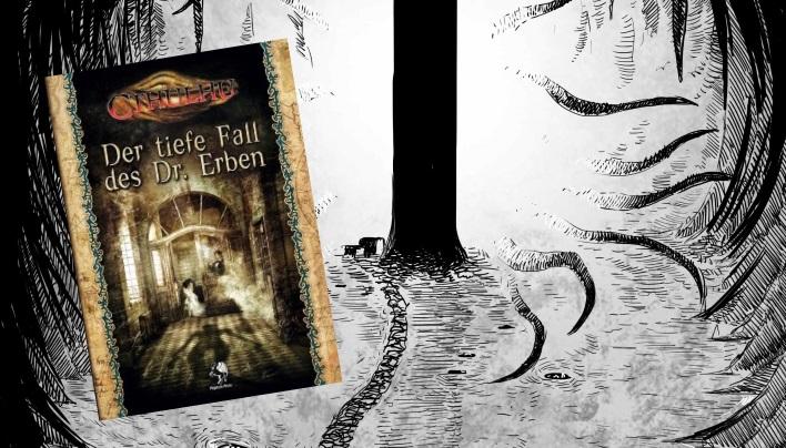 Kurzcheck: Cthulhu-Abenteuerband Der tiefe Fall des Dr. Erben – Wie man Monster erschafft