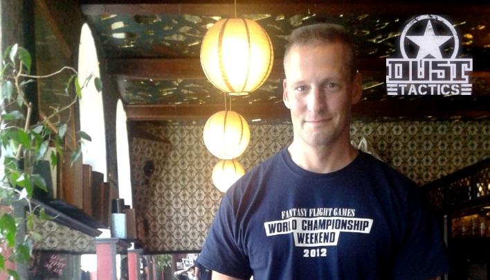 Sascha Kramer: Der Dust Tactics-Europameister im Interview