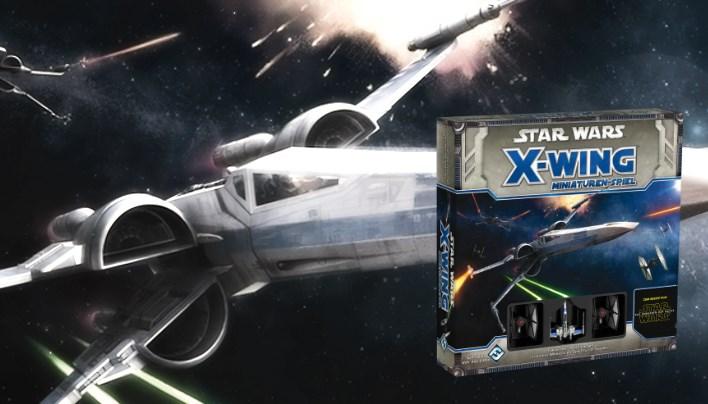 Rezension, Unboxing und Vergleich: X-Wing – Das Erwachen der Macht | Starter-Set.