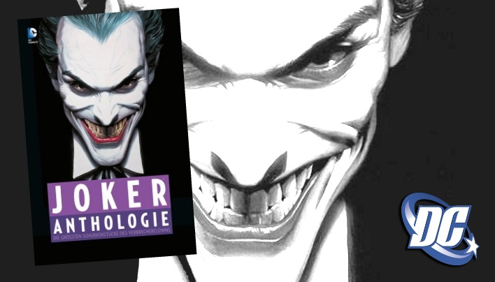 Rezension: Die Joker Anthology – Manifest des Wahnsinns (DC Comics)