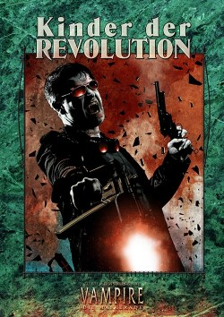 Kinder der Revolution V20 Cover
