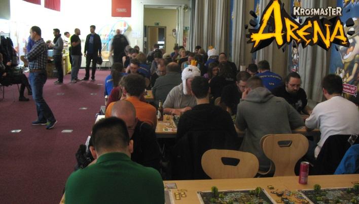 Deutsche Krosmaster-Meisterschaft 2015 – zwei Tage im Krosmoz!