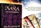Mara und der Feuerbringer Kartenspiel Teaser