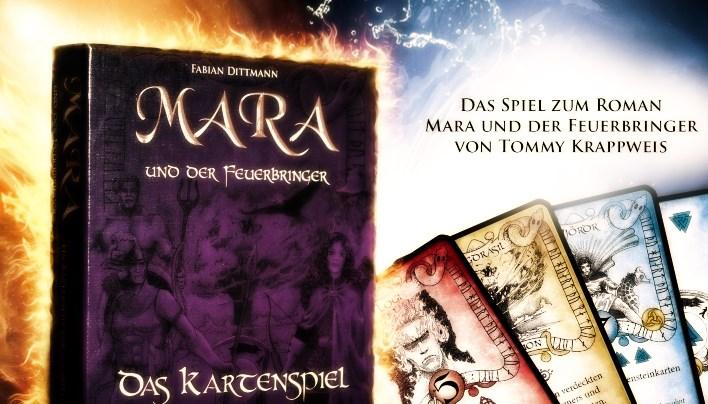 Mythologie, Macht und Memory: Mara und der Feuerbringer – Das Kartenspiel