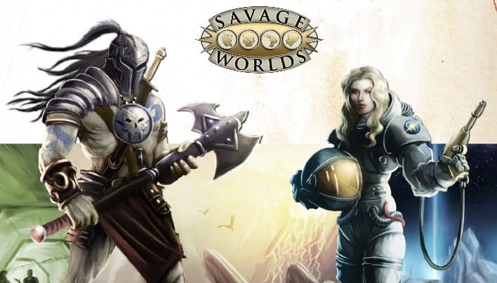 Regelvorstellung: Savage Worlds Deluxe – Wilde Welten kommen nicht in die Jahre!