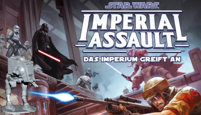 Rezension: Star Wars: Imperial Assault – Stormtrooper sind doch nicht unfähig
