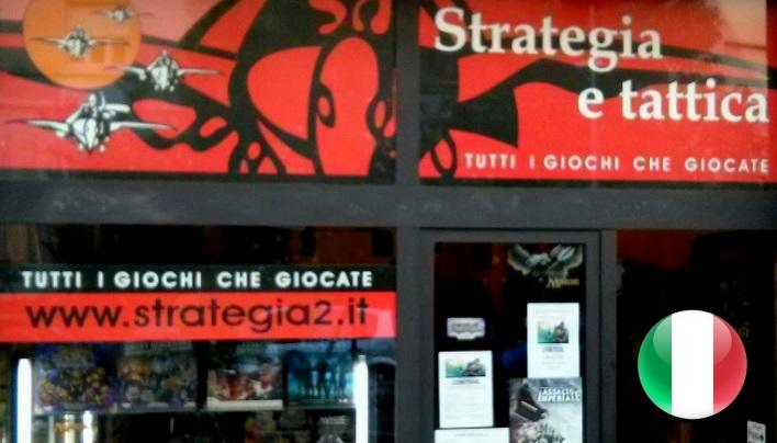 Rollenspiel anderswo: Italien – Rom