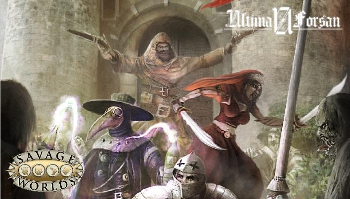 Rezension: Der Schwarze Untod – Ultima Forsan für Savage Worlds