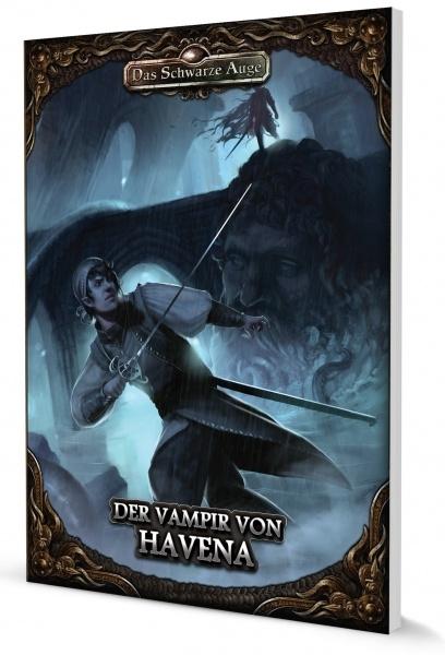 Vampir von Havena DSA Cover