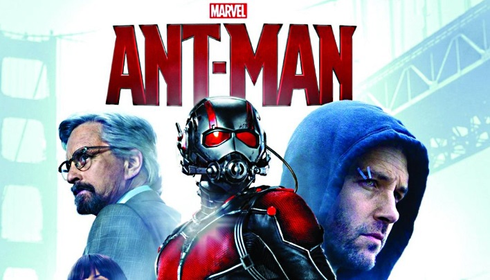 Rezension: Marvels Ant-Man – Ein wilder Ameisenritt (BluRay)