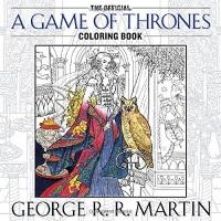 Game of Thrones Ausmalbuch