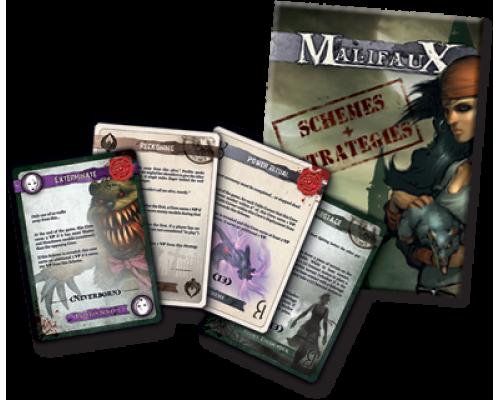 Malifaux – noch mehr Karten; (c) Wyrd Games