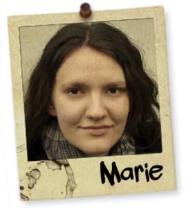 Marie Mönkemeyer - Redakteurin für phantastische Literatur