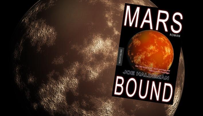 Rezension: Marsbound – Diplomatie im Weltall (Joe Haldeman)