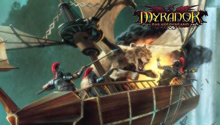 Rezension: Myranisches Zauberwerk – Golems, Tränke und Maschinen