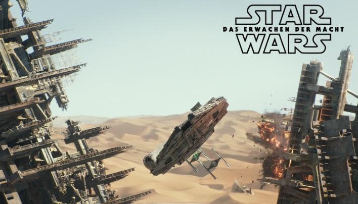 Angeschaut: Star Wars – Das Erwachen der Macht – Der Mythos lebt!