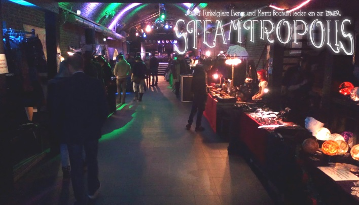 Steamtropolis: The Winter Fair – zu Besuch im Retro-Futurismus