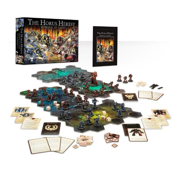 Dieser Inhalt erwartet Käufer der Box. (c) Games Workshop