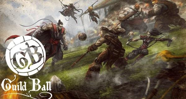 Die dynamischen Artworks machen Lust auf mehr. (c) Steamforged Games
