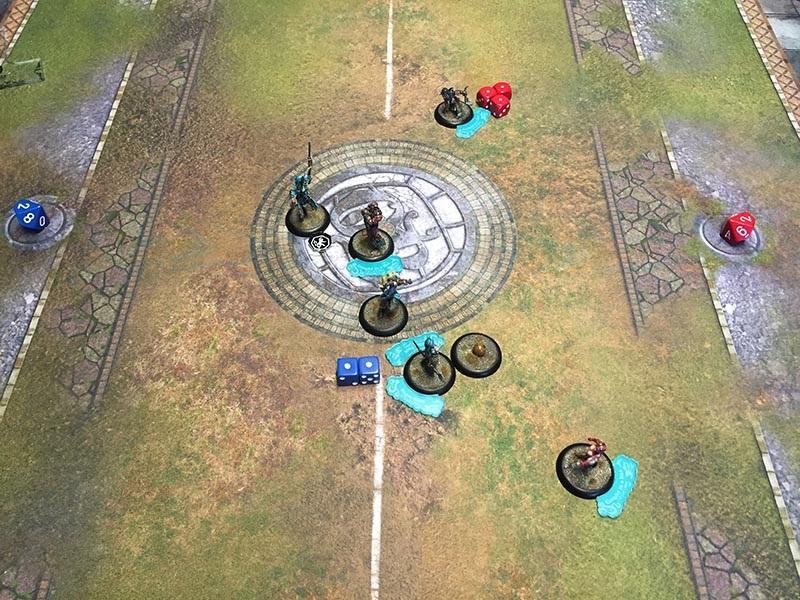 Eine der Szenen des genannten Spielberichts von Warehouse Games.