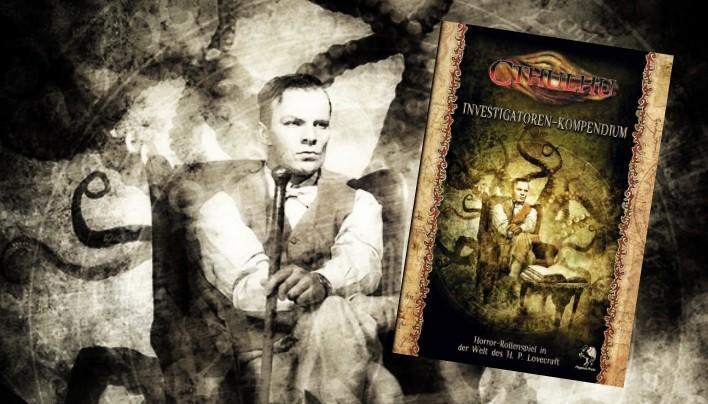Rezension: Cthulhu 7 – Investigatoren-Kompendium – das Spielerhandbuch?