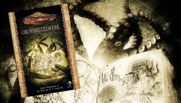 Rezension: Cthulhu 7 Grundregelwerk – Horror in neuem Gewand