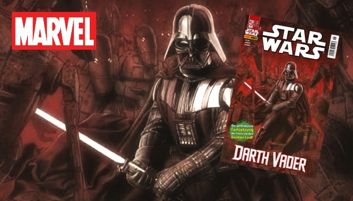 Rezension: Star Wars 5 – Darth Vader 2 (Marvel Comics)