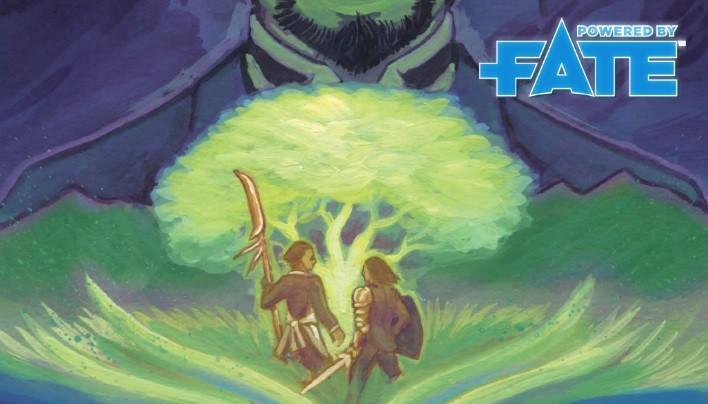 Rezension: Nest – Rückkehr in die Fantasiewelten der Kindheit (Fate Core)