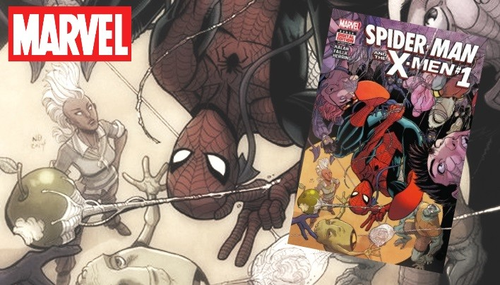 Rezension: Spider-Man & die X-Men – School of hard knocks! (Marvel Comics)