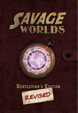 Savage Worlds grundregelwerk Cover