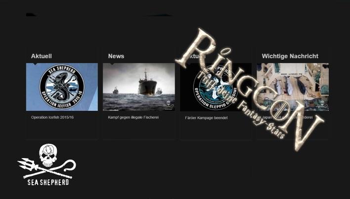 Interview: Wer sind Sea Shepherd und warum waren sie auf der RingCon?