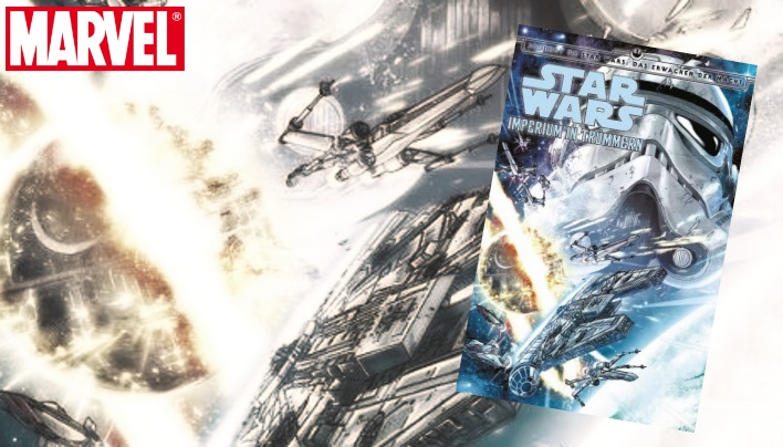 Rezension: Star Wars – Imperium in Trümmern (Marvel Comics)