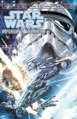 Star Wars imperium in Trümern