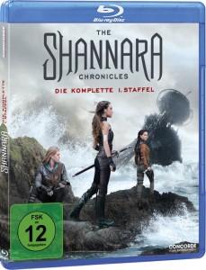 Die Shannara Chronicles können jetzt bereits als BluRay oder DVD bestellt werden