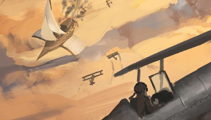 Regeln und Bebilderung deuten auf Eskalation und den Großen Krieg hin. Dabei ist die Vorkriegsatmosphäre und ihre angespannte Diplomatie doch viel spannender!